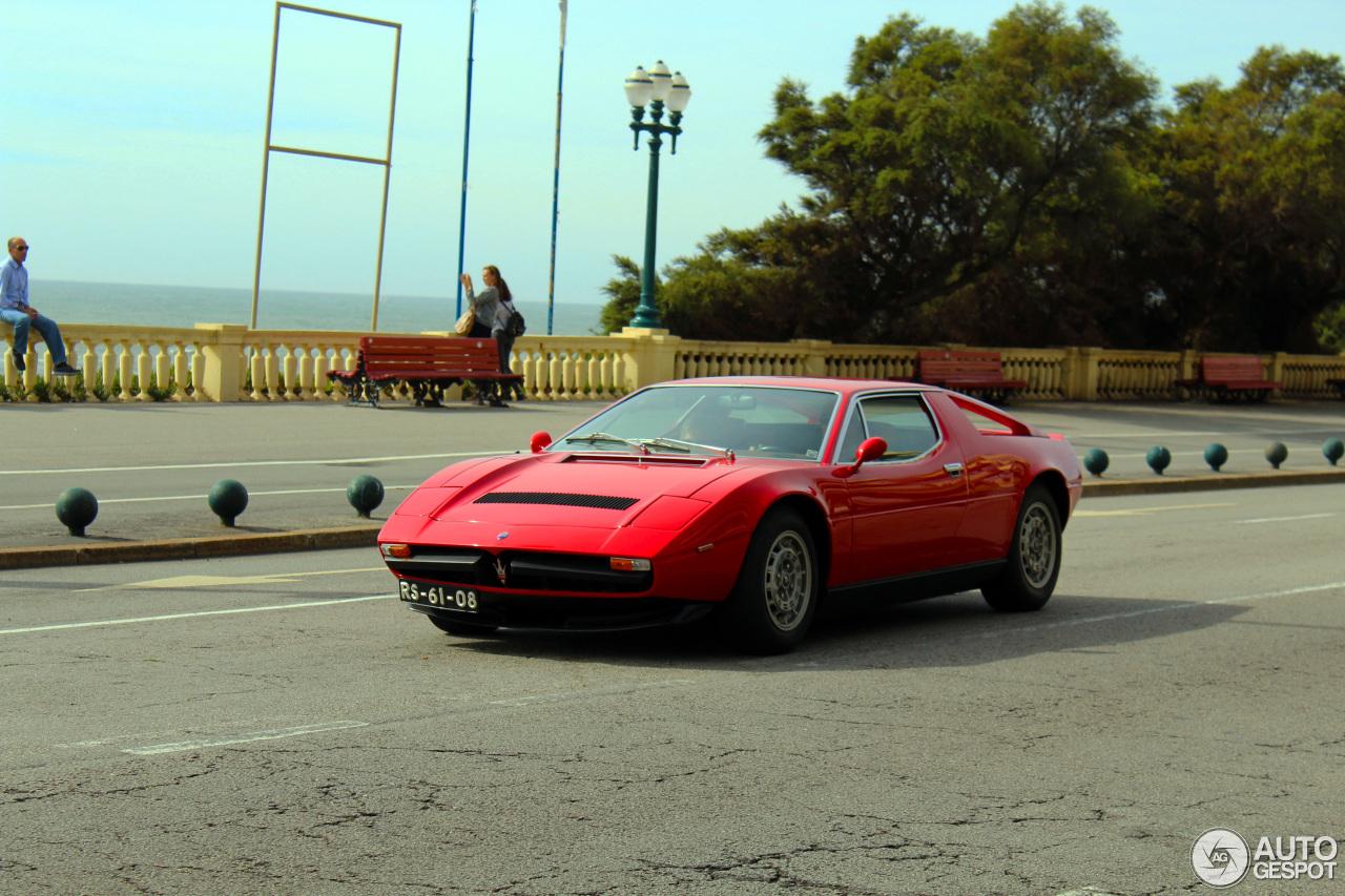 Maserati Merak SS 7