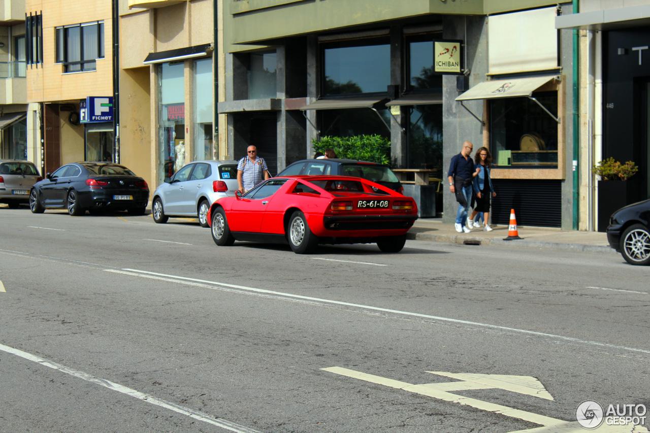 Maserati Merak SS 8