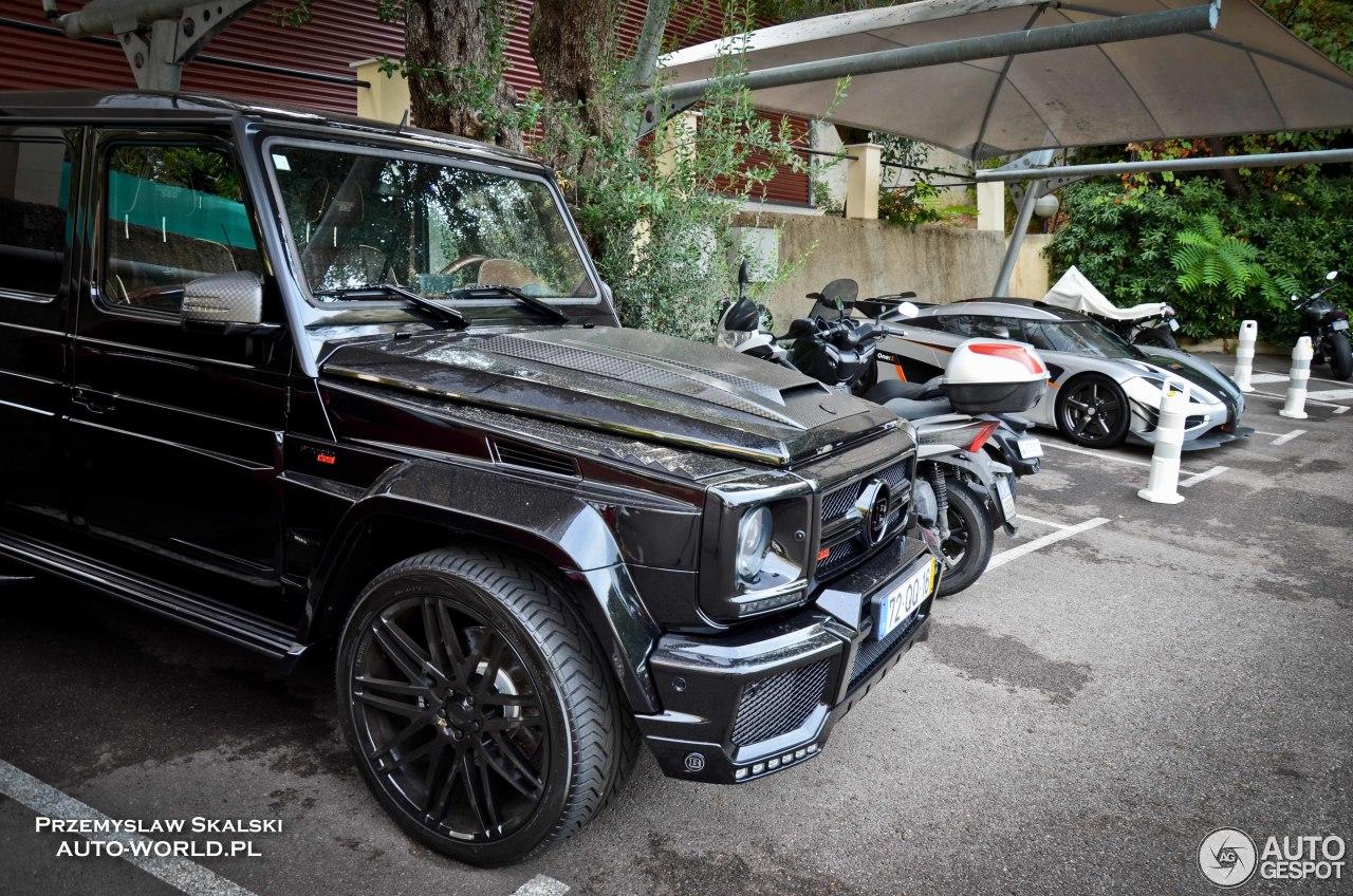 Mercedes-Benz Brabus G 850 6.0 Biturbo Widestar 2