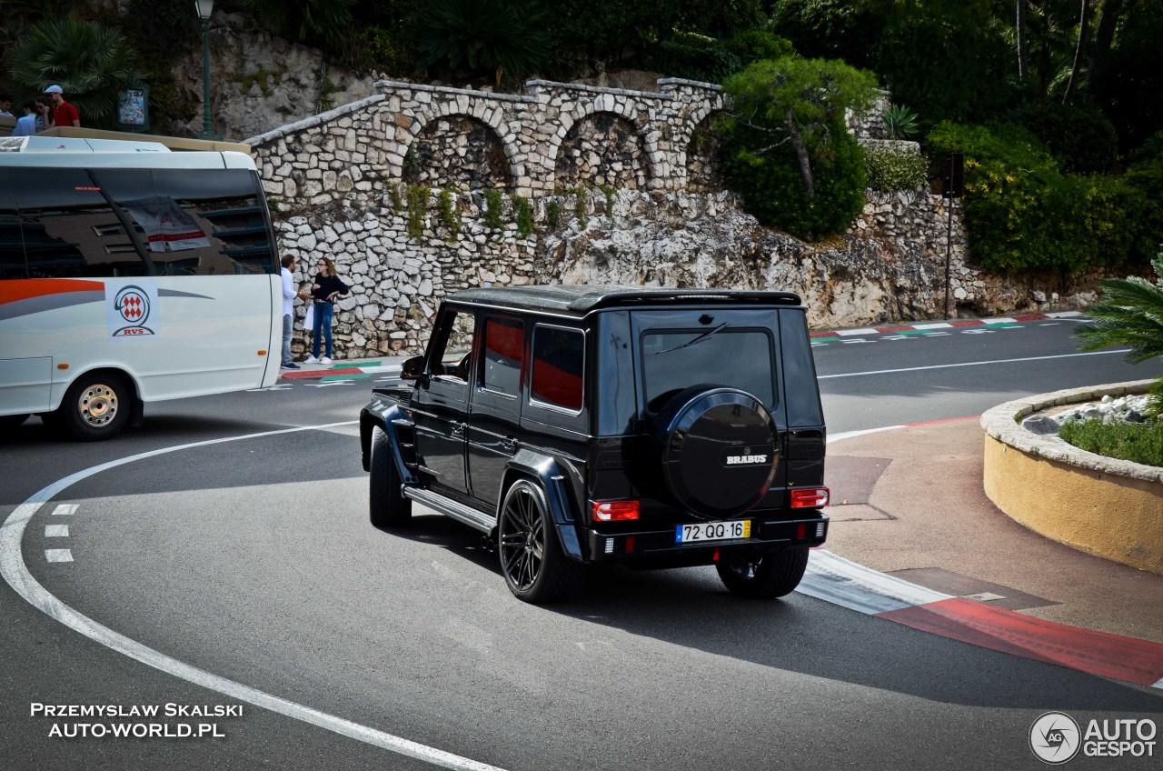 Mercedes-Benz Brabus G 850 6.0 Biturbo Widestar 3