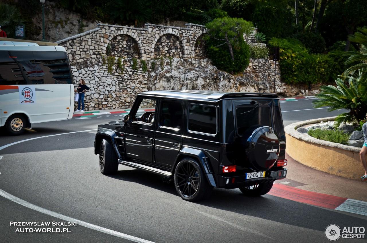 Mercedes-Benz Brabus G 850 6.0 Biturbo Widestar 4