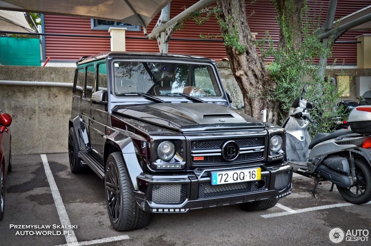 Mercedes-Benz Brabus G 850 6.0 Biturbo Widestar 5