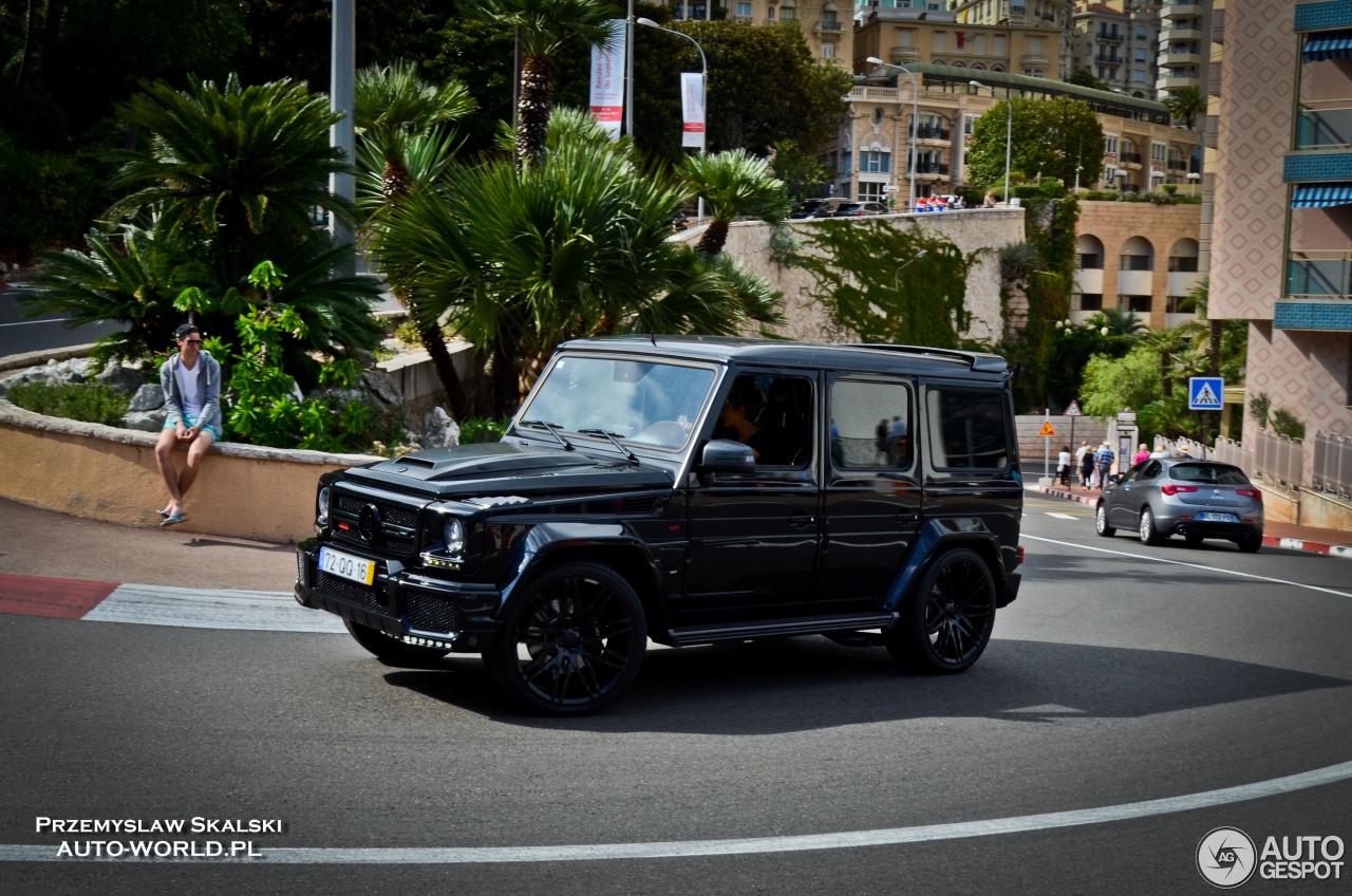 Mercedes-Benz Brabus G 850 6.0 Biturbo Widestar 7