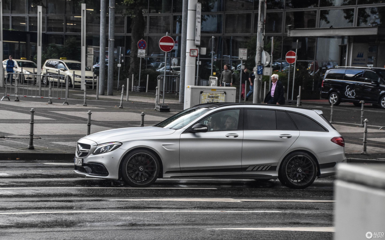 Mercedes AMG C 63 S Estate S205 Edition 1 11 Oktober 2017 Autogespot