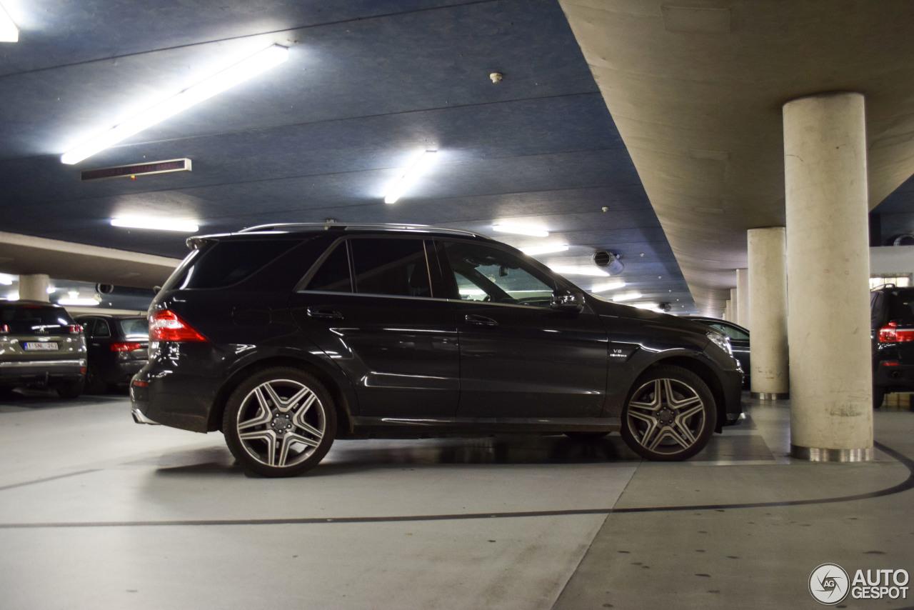 Mercedes benz ml 63 amg w166 12 october 2017 autogespot for Mercedes benz ml 2017