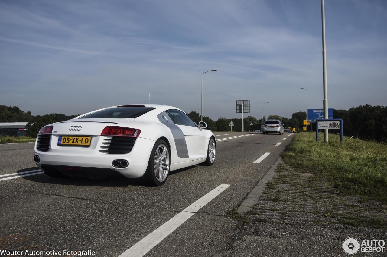 Audi R8 - 13 oktober 2017 - Autogespot