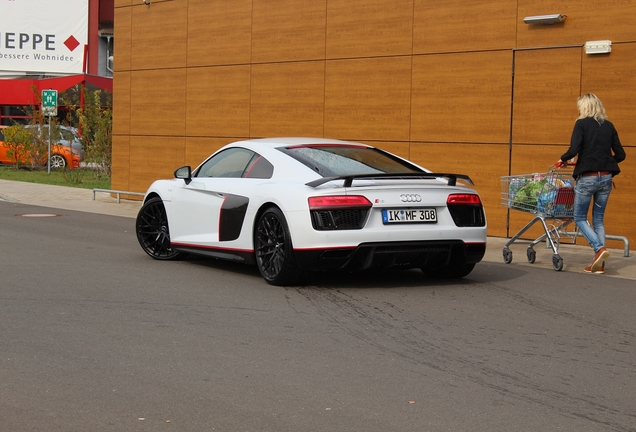 Audi R8 V10 Plus Selection 24h 124 12 February 2018 Autogespot