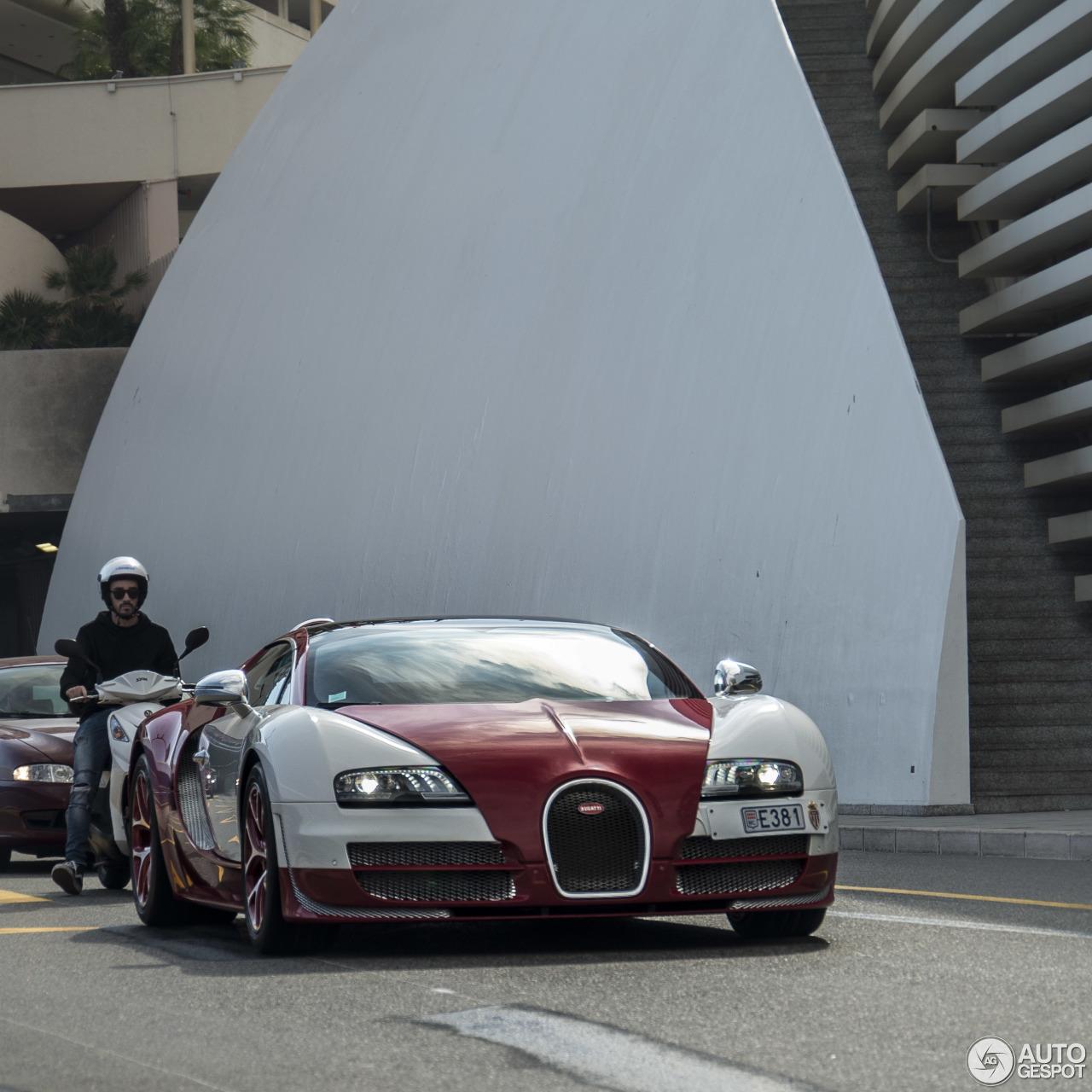 Bugatti Veyron 16 4: Bugatti Veyron 16.4 Grand Sport Vitesse
