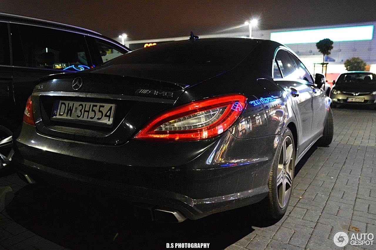 Mercedes benz cls 63 amg c218 14 october 2017 autogespot for 2017 amg cls 63 mercedes benz