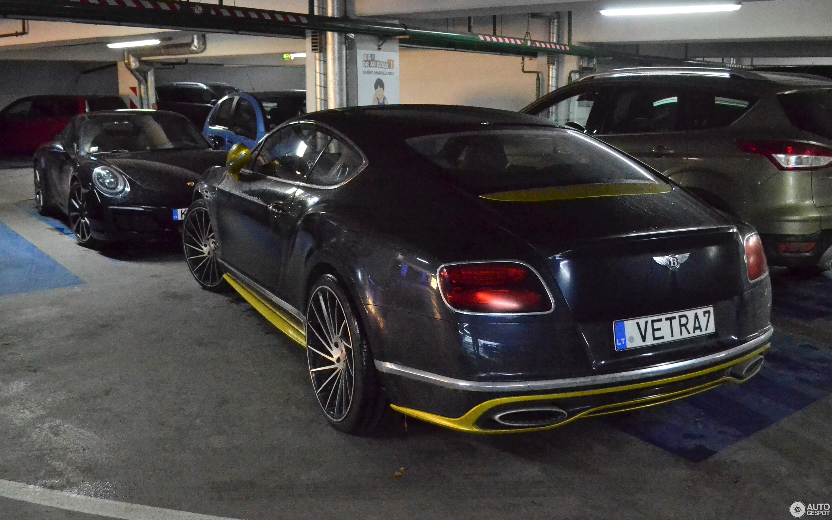 kit for bodykits bentley used supersports conversions sale continental body speed kits gt