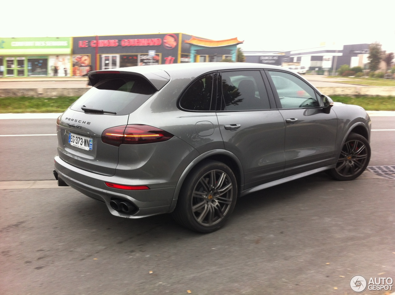 porsche 958 cayenne gts mkii 14 october 2017 autogespot. Black Bedroom Furniture Sets. Home Design Ideas