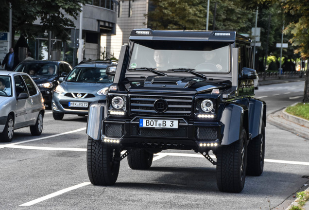 Mercedes-Benz Brabus G 550 4x4² B40-500