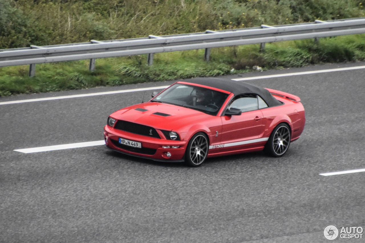 ford mustang shelby gt500 convertible 15 october 2017 autogespot. Black Bedroom Furniture Sets. Home Design Ideas