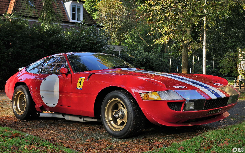 Ferrari 365 Gtb 4 Daytona Competizione Conversion 15