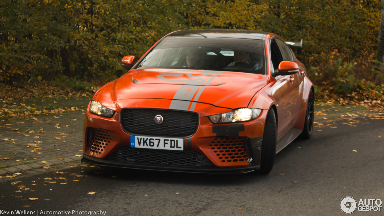 jaguar xe sv project 8 16 october 2017 autogespot. Black Bedroom Furniture Sets. Home Design Ideas