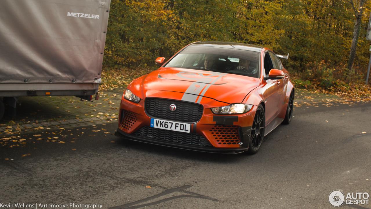 jaguar xe sv project 8 16 october 2017 autogespot