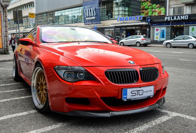 BMW M6 E63 Vorsteiner