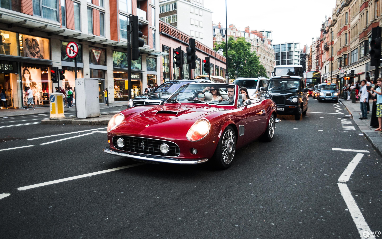 Ferrari 250 GT California 2009 Spider