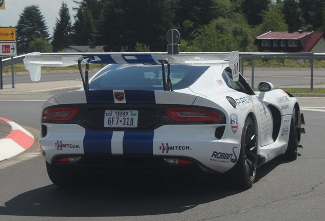 SRT Viper GTS-R Commemorative Edition