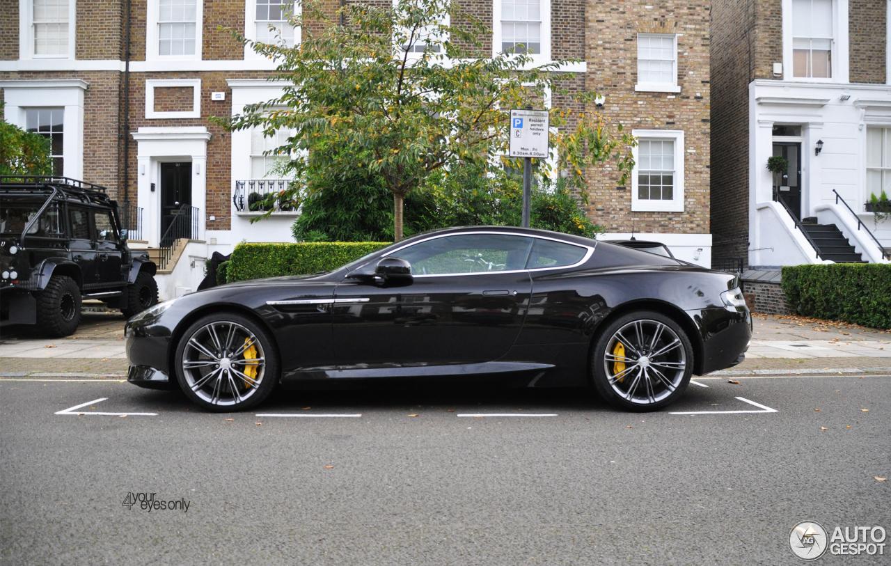 Aston Martin Virage October Autogespot - Aston martin virage