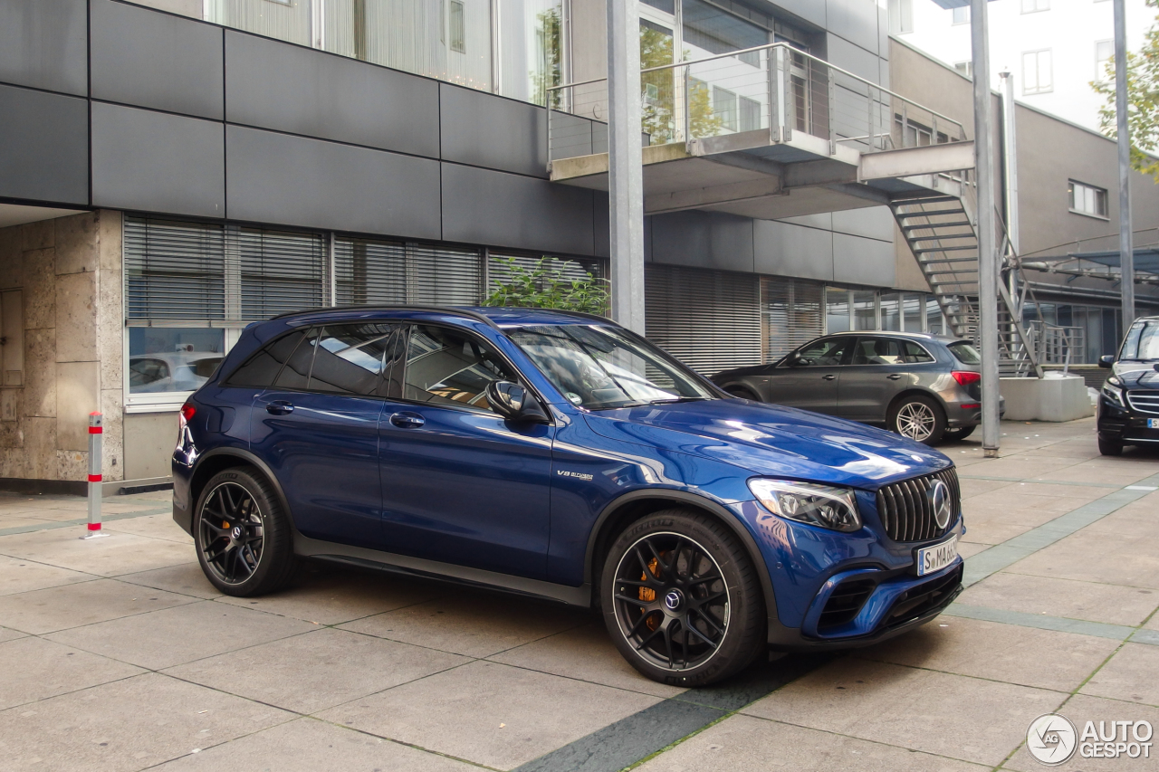 mercedes amg glc 63 s x253 2018 19 october 2017 autogespot. Black Bedroom Furniture Sets. Home Design Ideas