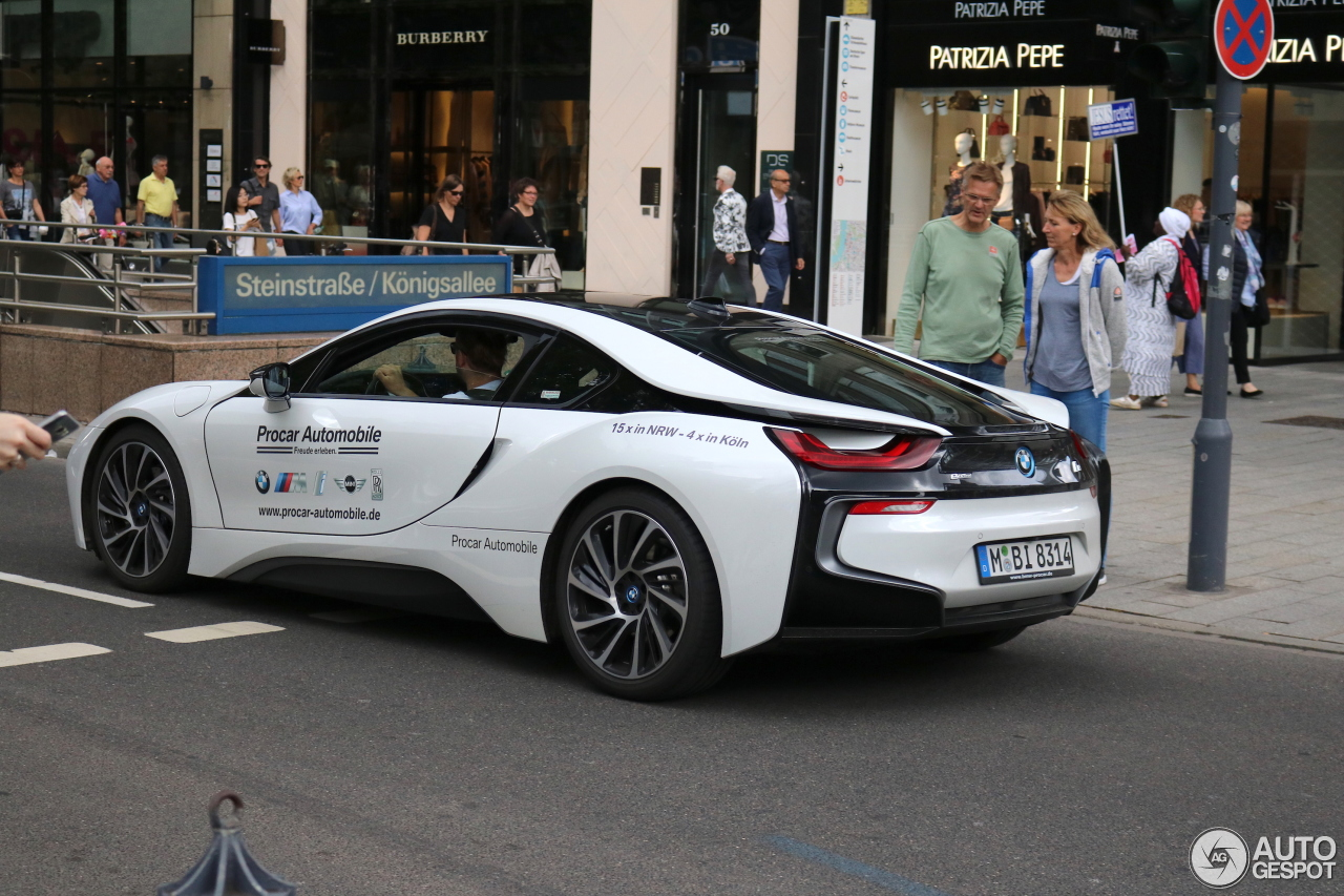 Bmw I8 20 October 2017 Autogespot