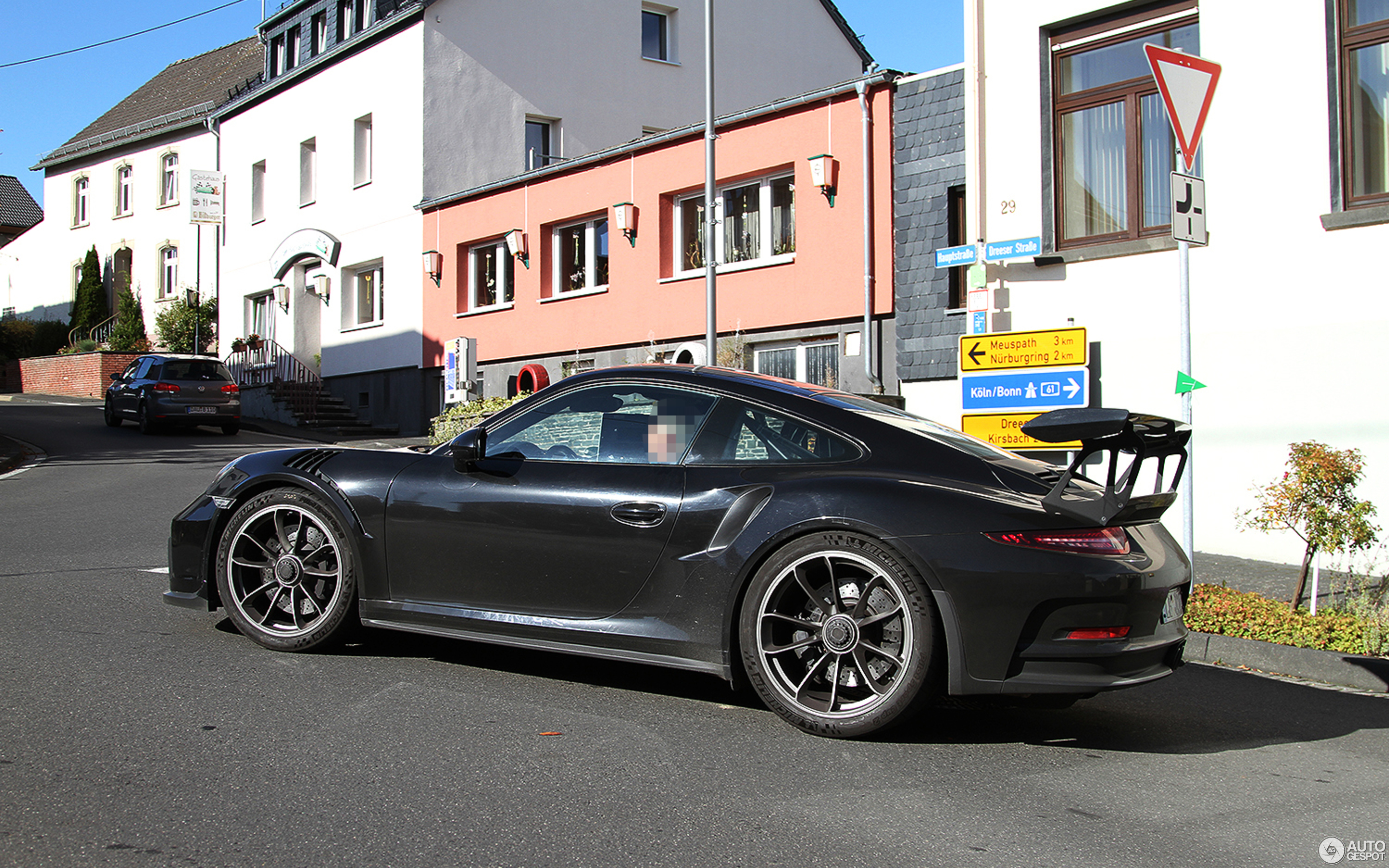 porsche 991 gt3 rs mkii 20 october 2017 autogespot. Black Bedroom Furniture Sets. Home Design Ideas