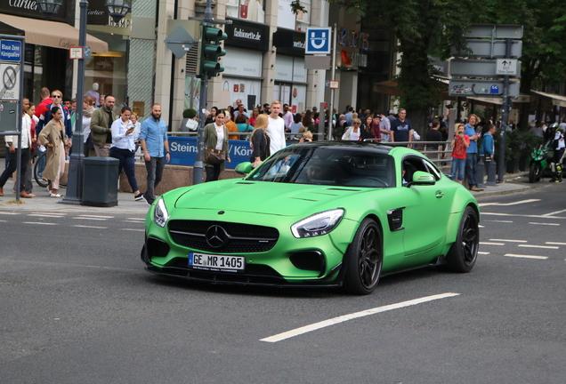 Mercedes-AMG GT S Prior Design PD800 GT Widebody