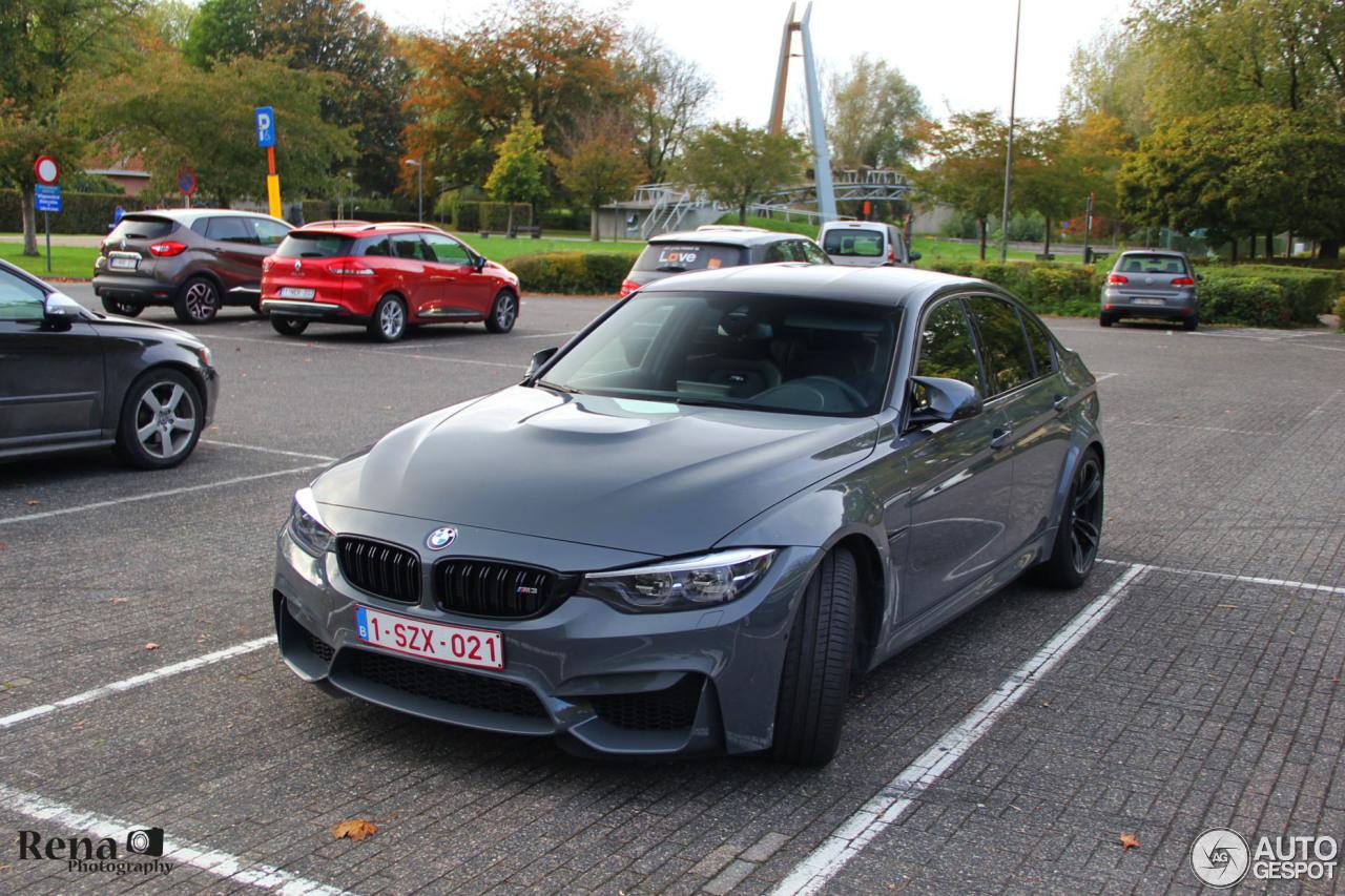 BMW M3 F80 Sedan 2017 - 23 October 2017 - Autogespot