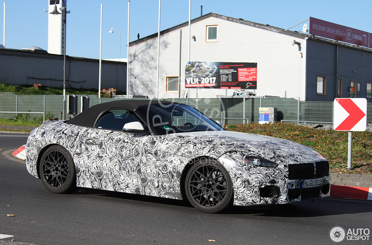 Bmw Z5 Roadster 23 October 2017 Autogespot