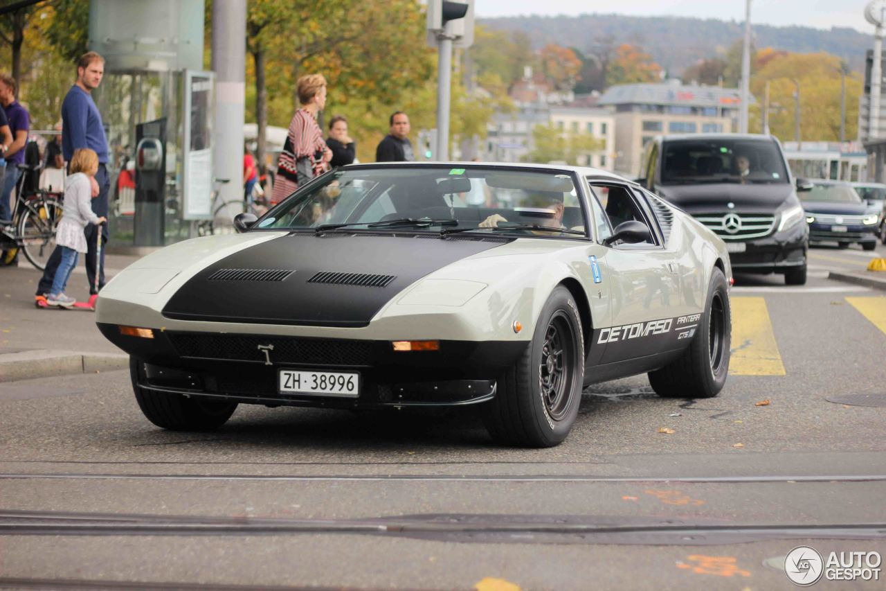 de tomaso pantera gts 23 october 2017 autogespot. Black Bedroom Furniture Sets. Home Design Ideas