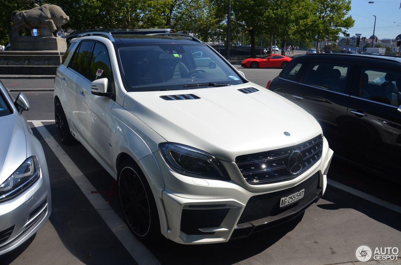 Mercedes benz ml 63 amg w166 24 october 2017 autogespot for Mercedes benz ml 2017