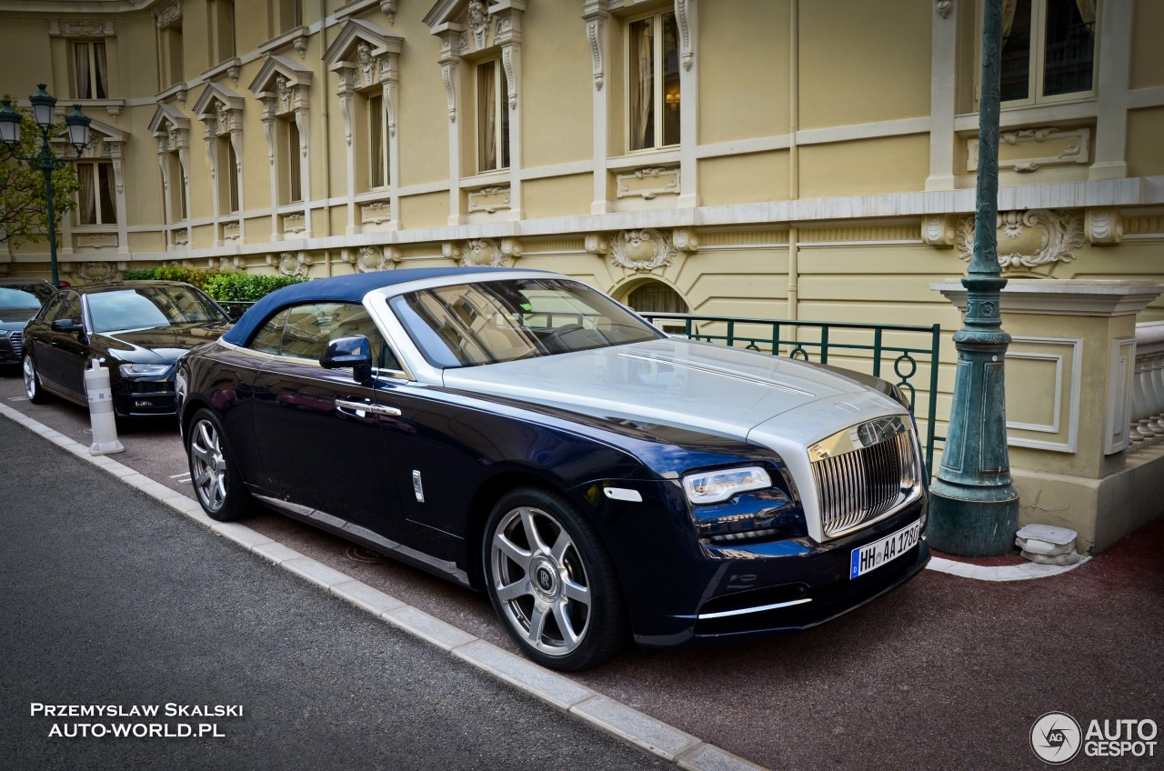 rolls royce dawn 24 october 2017 autogespot. Black Bedroom Furniture Sets. Home Design Ideas