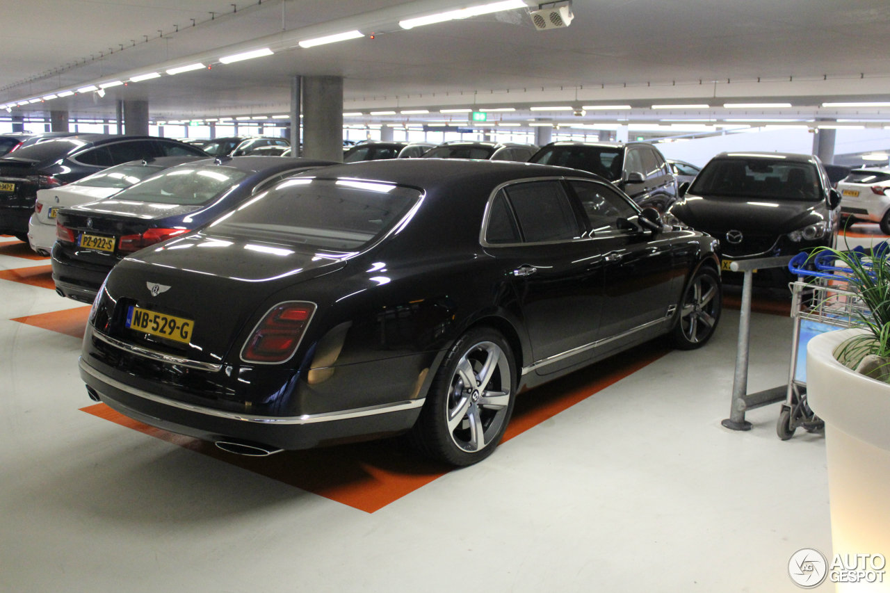 bentley mulsanne speed 2016 25 october 2017 autogespot. Black Bedroom Furniture Sets. Home Design Ideas