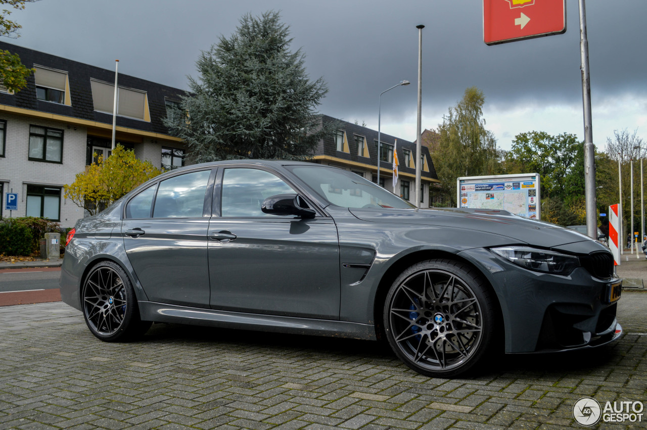 bmw m3 f80 sedan 2017 25 october 2017 autogespot. Black Bedroom Furniture Sets. Home Design Ideas
