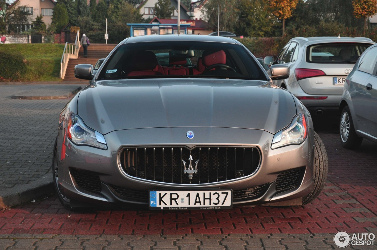 maserati quattroporte s 2013 26 october 2017 autogespot. Black Bedroom Furniture Sets. Home Design Ideas