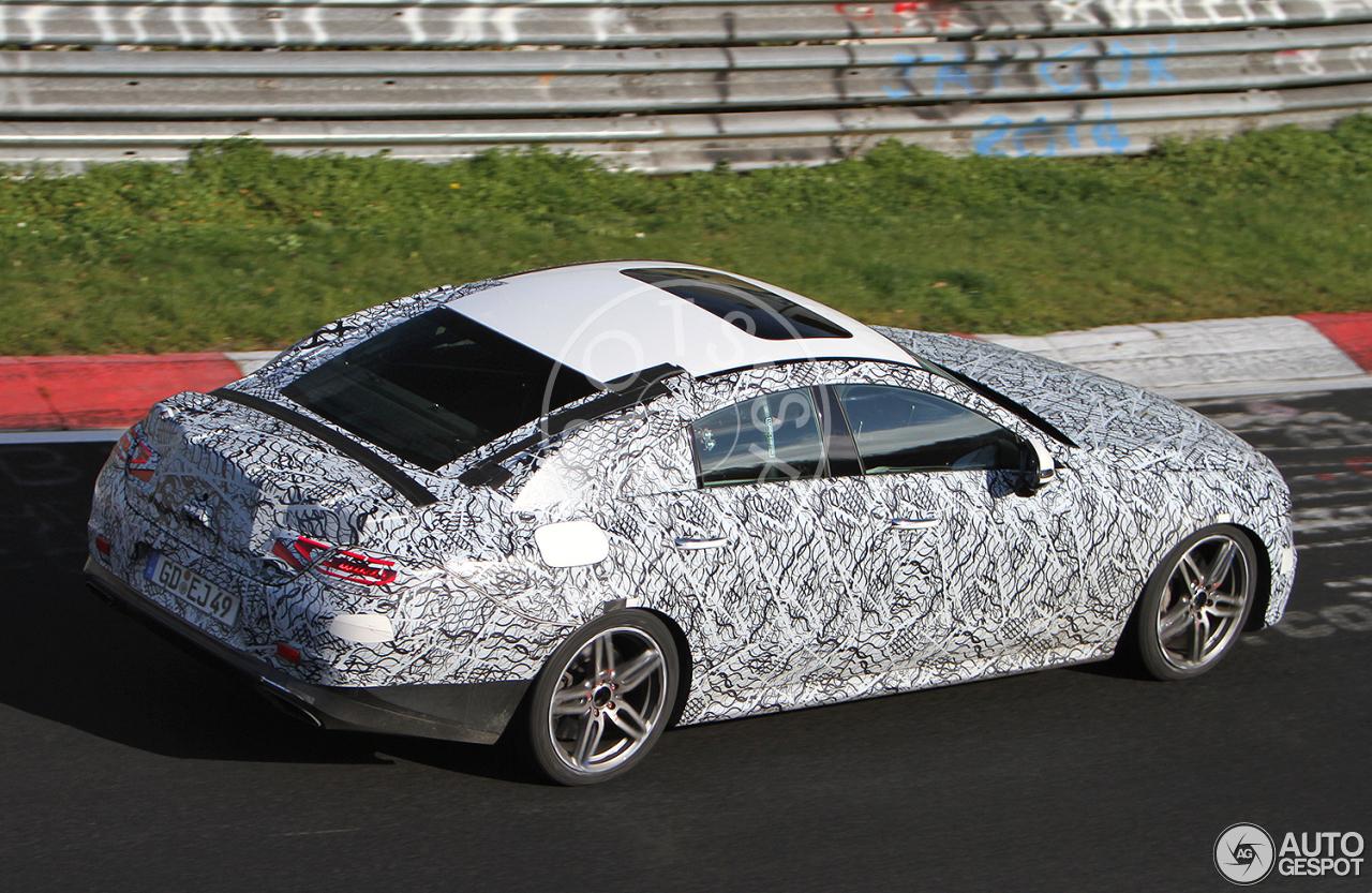 Mercedes Benz Cls Klasse 2018 26 October 2017 Autogespot