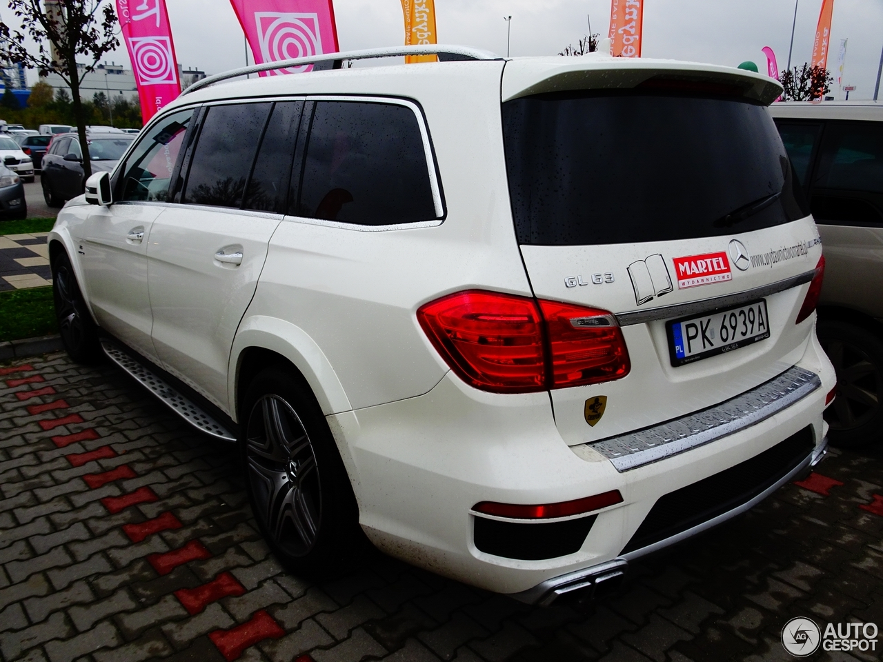 Mercedes benz gl 63 amg x166 27 october 2017 autogespot for 2017 mercedes benz gl450
