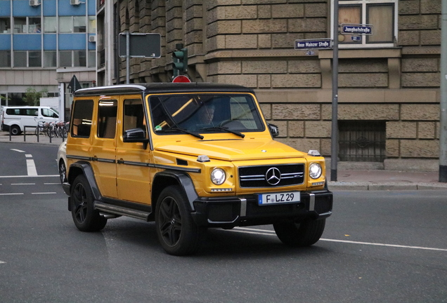 Mercedes-Benz G 63 AMG Crazy Color Edition