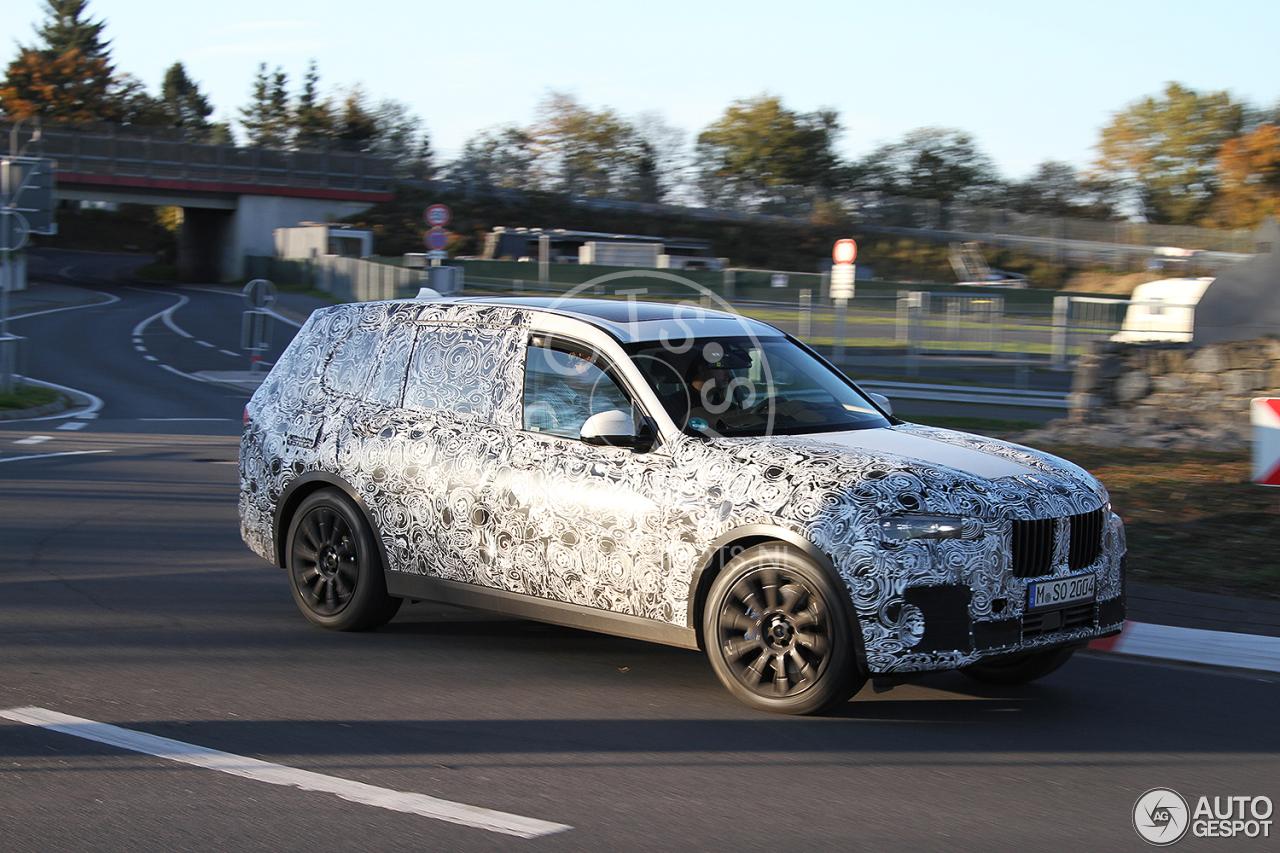 5 I BMW X7