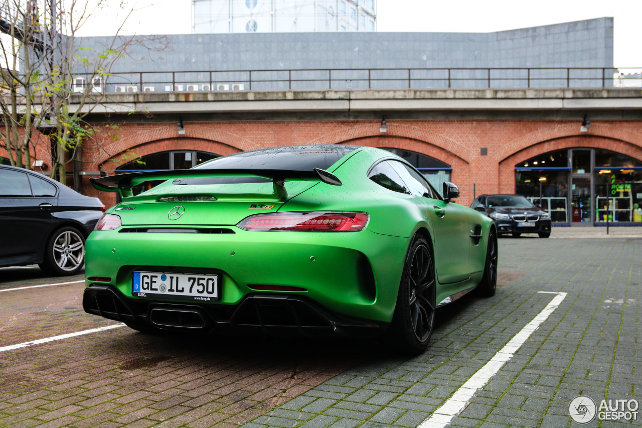 mercedes amg gt r c190 28 october 2017 autogespot. Black Bedroom Furniture Sets. Home Design Ideas