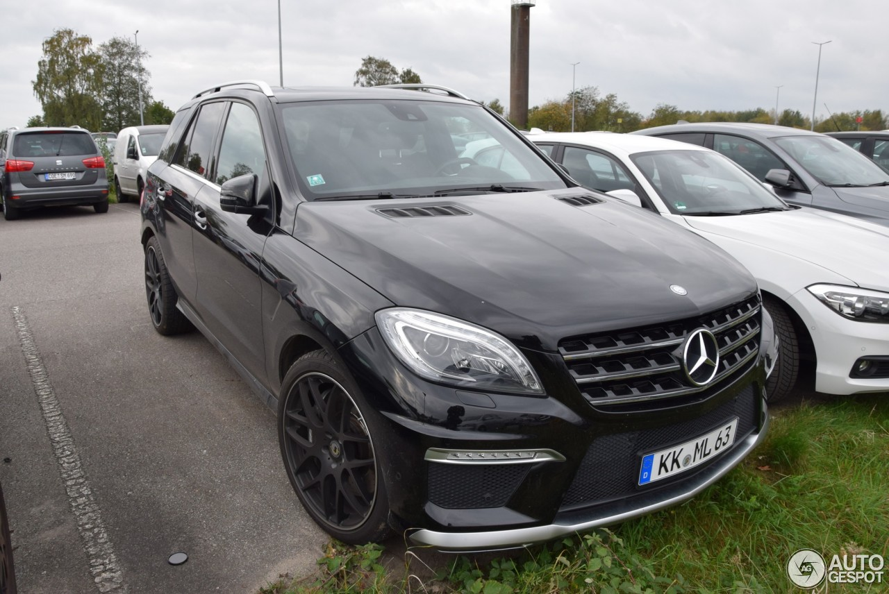 Mercedes benz ml 63 amg w166 28 october 2017 autogespot for Mercedes benz ml63 amg 2017