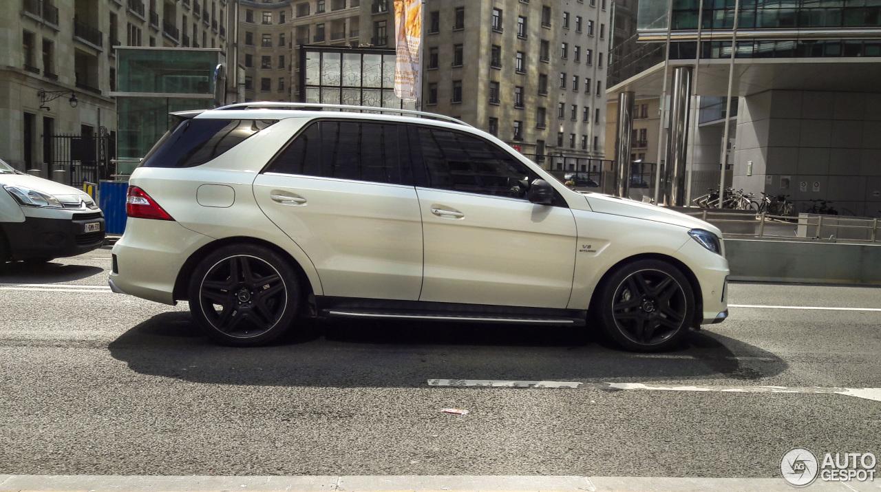 Mercedes benz ml 63 amg w166 28 october 2017 autogespot for Mercedes benz ml 2017