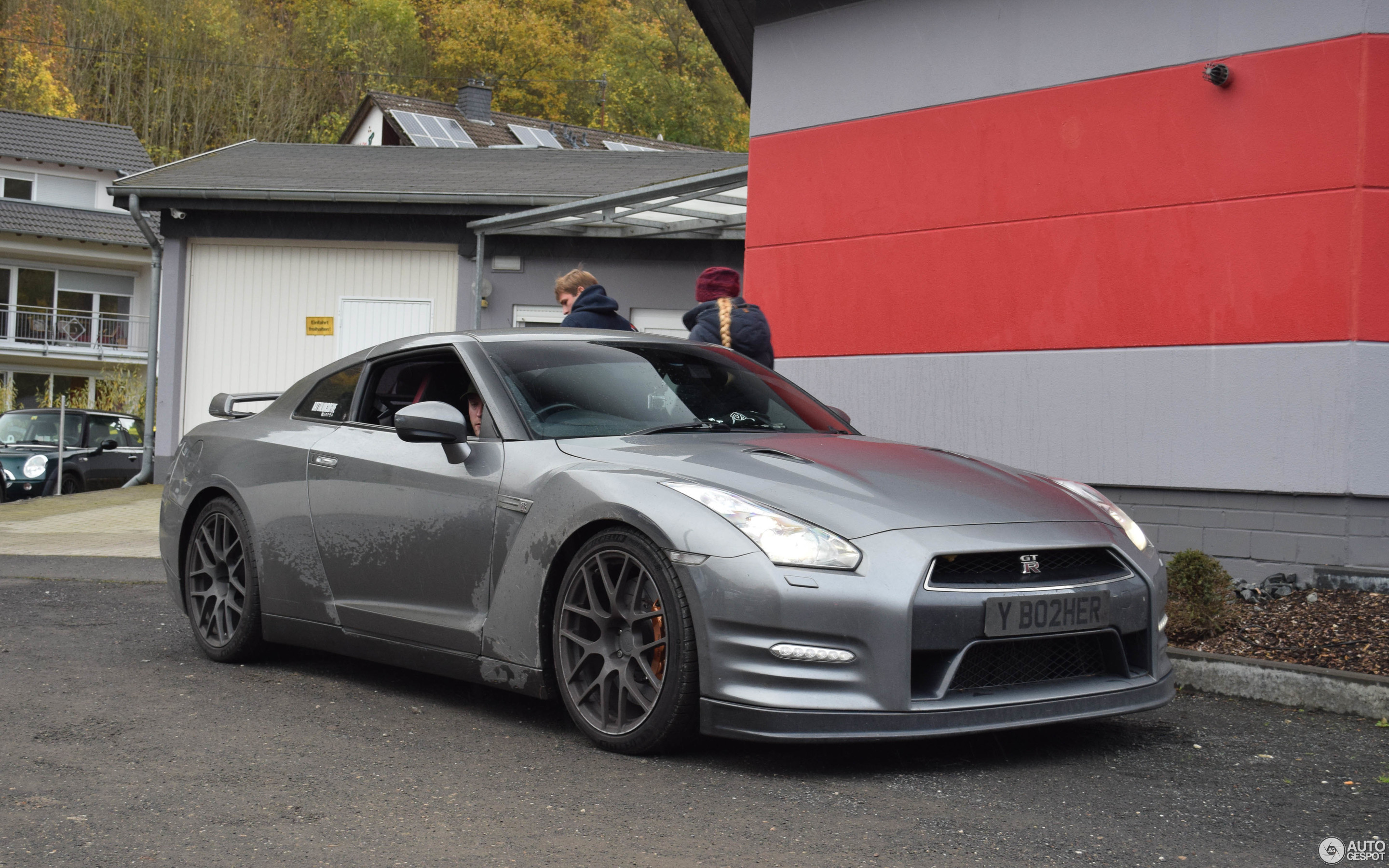 Exceptional Nissan GT R 2011