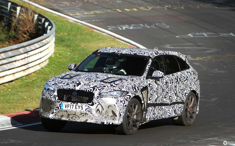Jaguar F-Pace SVR - 31 oktober 2017 - Autogespot