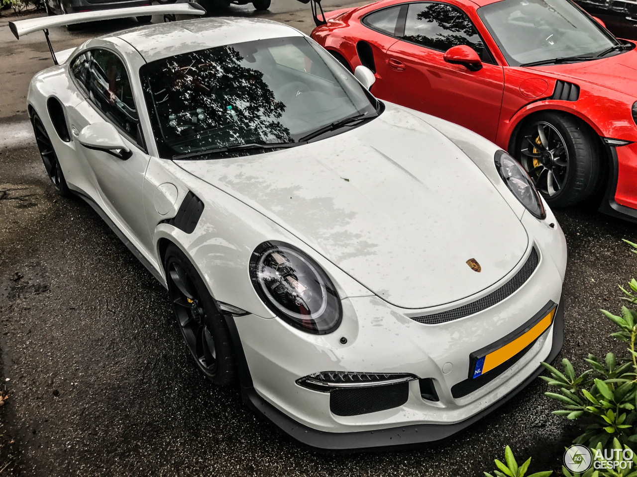 porsche 991 gt3 rs 31 october 2017 autogespot. Black Bedroom Furniture Sets. Home Design Ideas