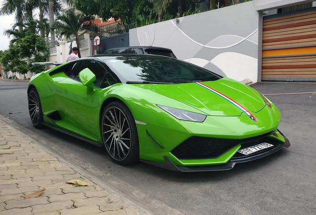 Lamborghini Huracán LP610-4 RevoZport