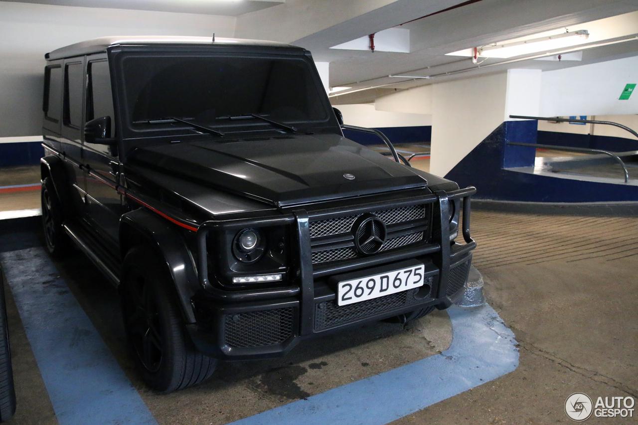 Mercedes benz g 65 amg 2 november 2017 autogespot for Mercedes benz g 65 amg