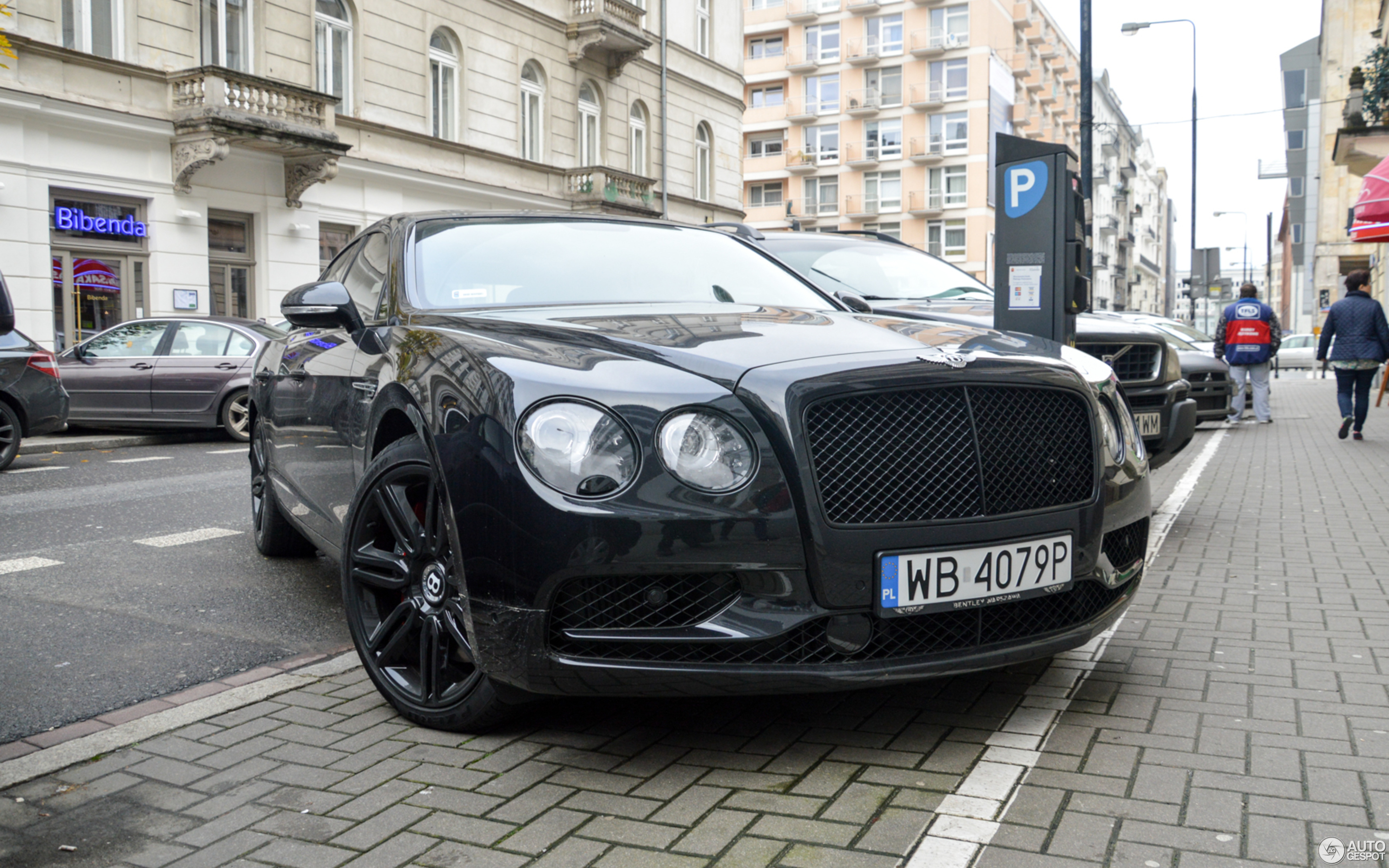 apart in but driver models a flying the bentley split red continental continentals uae two spur and badged on four making img doors to as used be