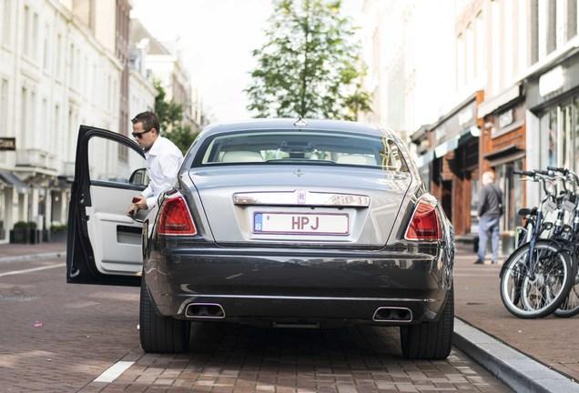 Rolls-Royce Ghost Series II